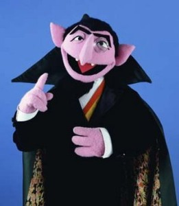 The Count.