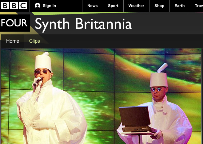 synthbrit